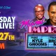 Wednesday Night Live | Thanksgiving Eve | Miami Improv