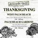 Thanksgiving Dinner at Avocado Grill