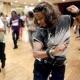 Aerobic Line Dancing