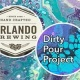 Dirty Pour Project at Orlando Brewing