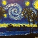 Starry Night Over Pier 60