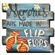 Flip Flop Memories Pallet