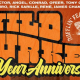 Wild Turkey 20 Year Anniversary Presented By SMAC Entertainment