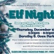 20th Annual Elf Night at Dorothy B. Oven Park