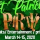 "3rd Annual 2020 ST. PATRICK'S DAY BUS 'LUCK OF THE IRISH"" TRIP ATL TO SAVAN..."