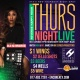 Wings & Drinks | Thursday Night LIVE