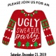 The Annual Ugly Sweater Christmas Party