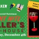 8 tix left! Holiday Wine Glass Paint Nite at Miller's 21+