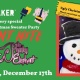 Ugly Christmas Sweater Paint Nite at The Phunky Elephant 21+