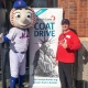 "2019 Coat Drive ""Warm-Up"" with the Mets"