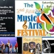 The 2nd Annual 'Music & Arts' Festival 2k20