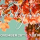 Thanksgiving Service followed by a complimentary Dinner-CEIZS US