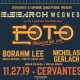 Wed! 11/27 • RE:Search ft EOTO w/ Borahm Lee, Nicholas Gerlach
