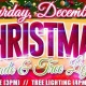 Christmas Parade and Tree Lighting Celebration