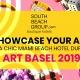 Art Basel 2019 - Showcase Your Art!
