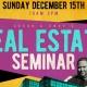 Cesar (@flipping_nj) and DJ Envy Real Estate Seminar NYC