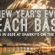 Sharky's New Year's Eve Beach Bash