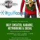 Ugly Sweater, Karaoke, Networking & Social