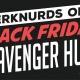 San Antonio Black Friday Scavenger Hunt