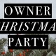Bright City Owner Christmas Party!