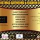 CHRISTMAS GATHERING AND FASHION SHOW
