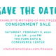 CMOMS Consignment Sale