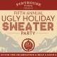 5th Annual Odell & Pinthouse Ugly Sweater Party
