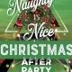 Naughty Vs Nice Xmas party