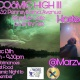 Cosmic High lll Showcase @Word Up Cafe