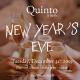 New Year's Eve at Quinto la Huella