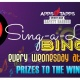 Sing-a-Long Bingo at Apps & Tapps Safety Harbor!