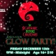 Nightmare Before Christmas Glow Party