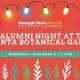GT Alumni Night at the Atlanta Botanical Garden