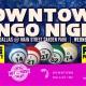 Downtown BINGO Night! Free to play! Win Prizes!