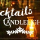 Cocktails by Candlelight