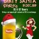 Dirty Santa Gift exchange at Mayday