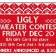 Ugly Sweater Contest at Palm City Brewing