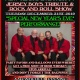 Happy New Year's Eve Celebration (Jersey Boyz Tribute & Rock & R
