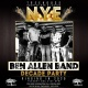 New Years Eve With Ben Allen Band At Society