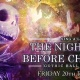 The Nightmare Before Christmas Gothic Ball And Bazaar *Sold Out