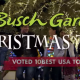 Christmas Town at Busch Gardens!