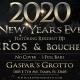 NYE 2020 at Gaspar's Grotto
