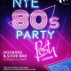 New Years Eve 80's Party