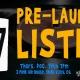 Beta7 Pre-Launch Listen