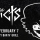 The Adicts at Gas Monkey Bar N' Grill