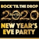 Rock 'Til The Drop 2020 New Year's Eve Party