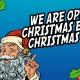 Christmas Eve & Christmas Day
