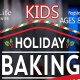 NLFC Kidz Holiday Bake Off