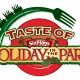 Taste of Holiday in the Park!