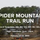 Spider Mountain Trail Run
